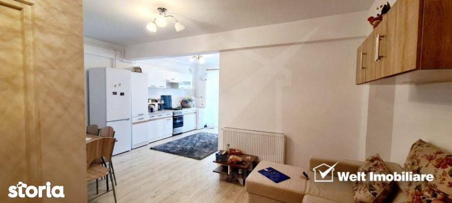 Apartament 2 camere, 48 mp, terasa 6 mp, etaj 4 din 7, parcare, Calea