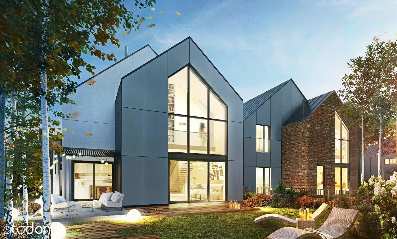 Osiedle domów jednorodzinnych Habitat Wilanów