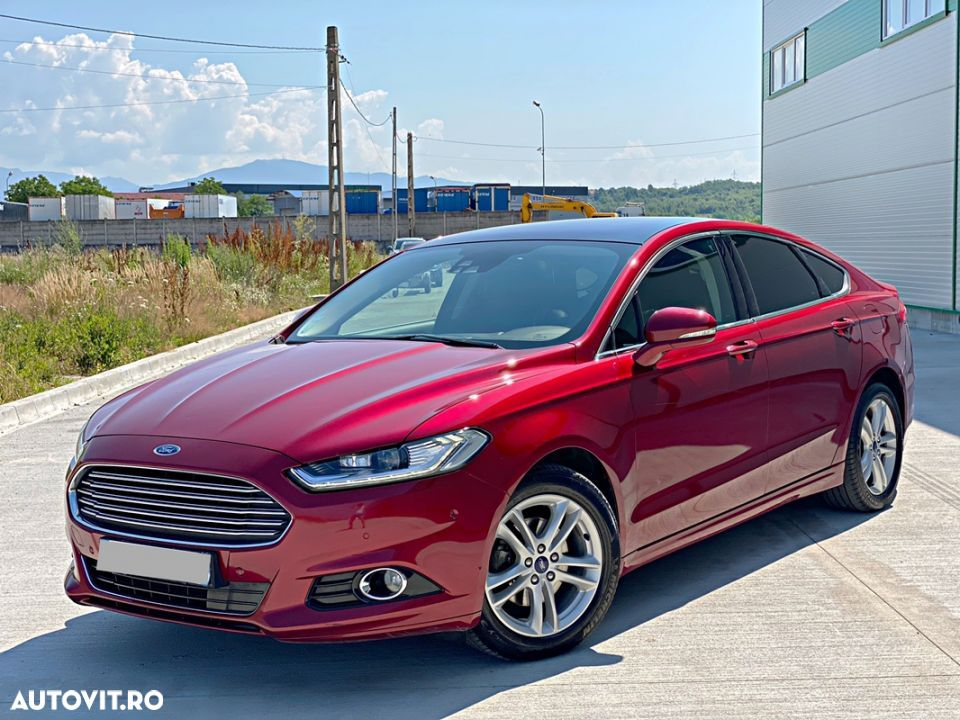 Ford Mondeo - 35
