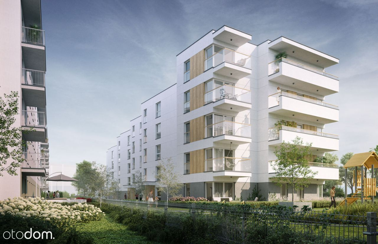 Nowe mieszkanie Hetmańska Invest M56