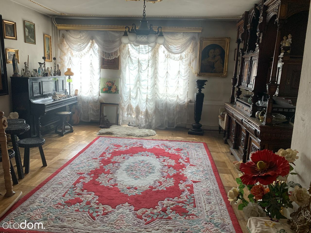 Piękne, przestronne dwupoziomowe mieszkanie w cent