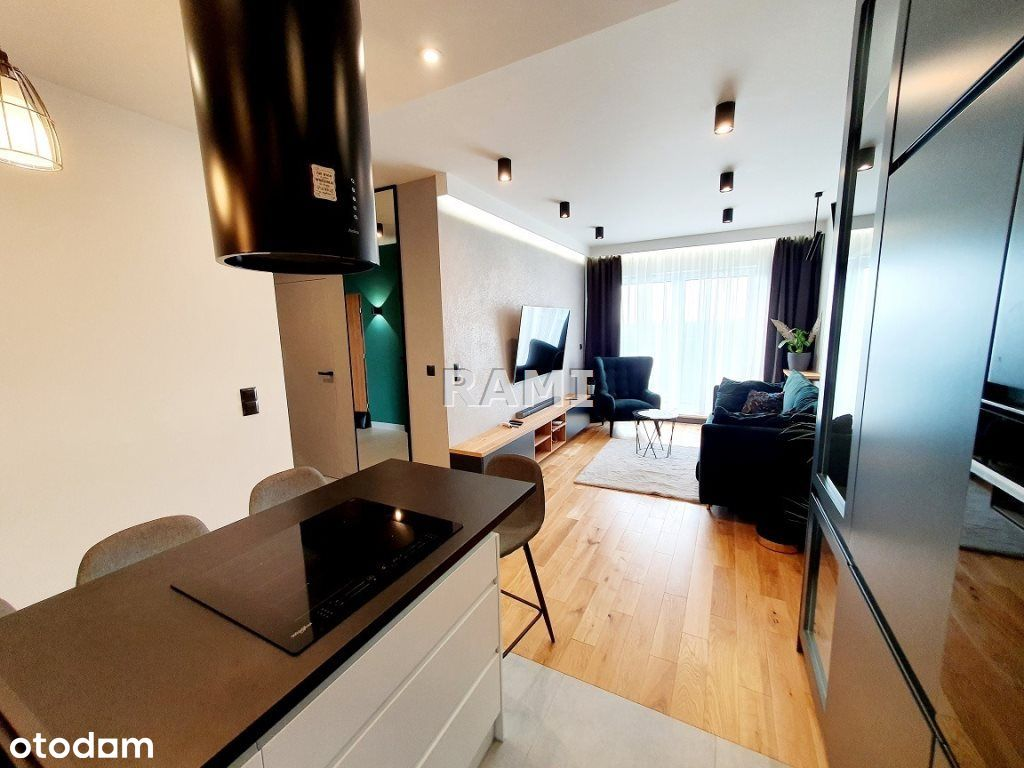 Mieszkanie, 58,65 m², Katowice