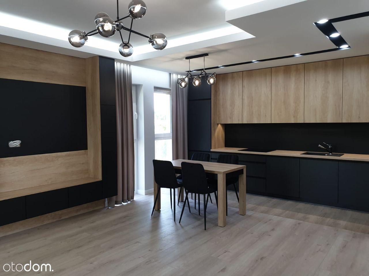 Nowy luksusowy wyposażony apartament
