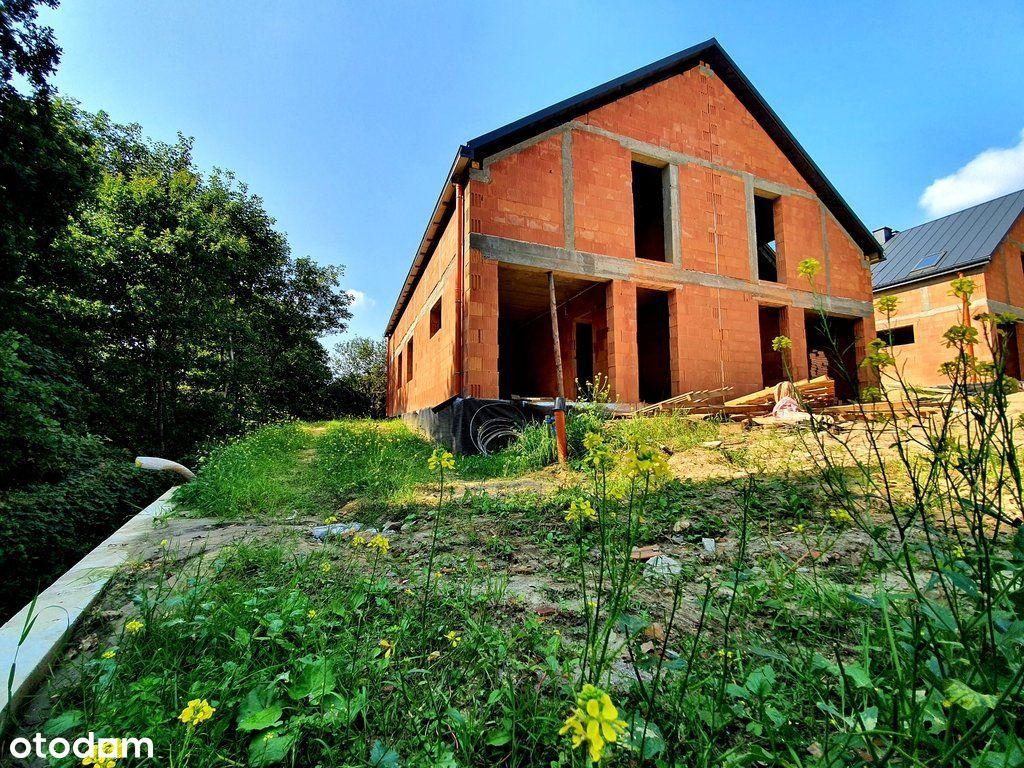 Dom Bliźniak 130 m2, Swiątniki Górne, Graż