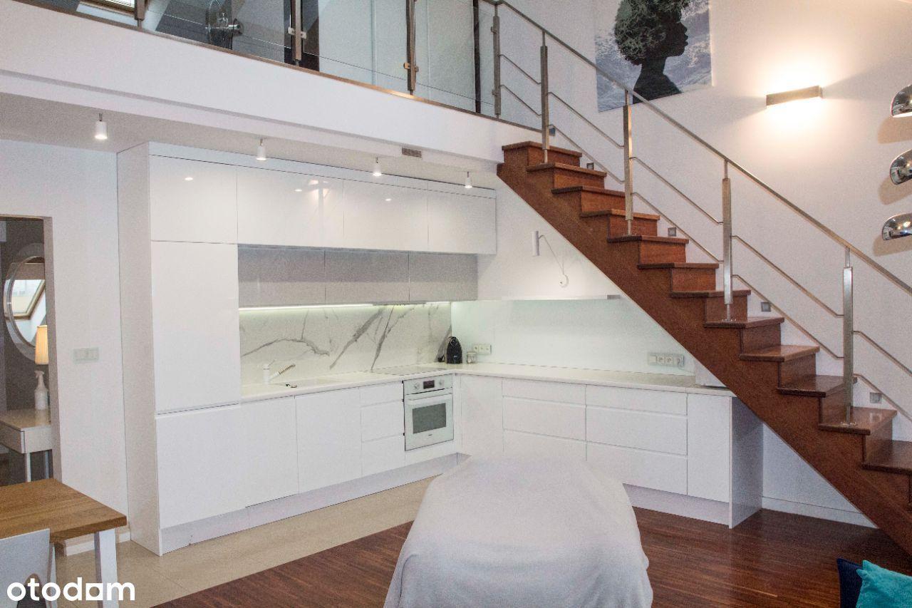 Apartament dwupoziomowy 4 pokoje Kabaty