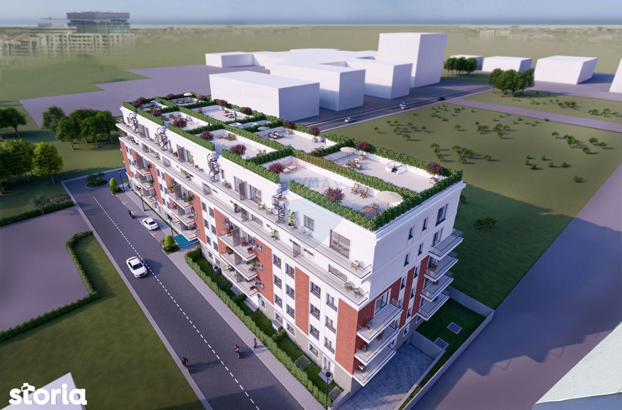 Apartament 3 camere nou de vanzare I Pipera