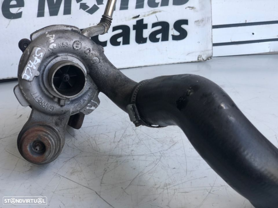 Turbo Mitsubishi SPAC STAR 1.9 ANO 2004 - 3
