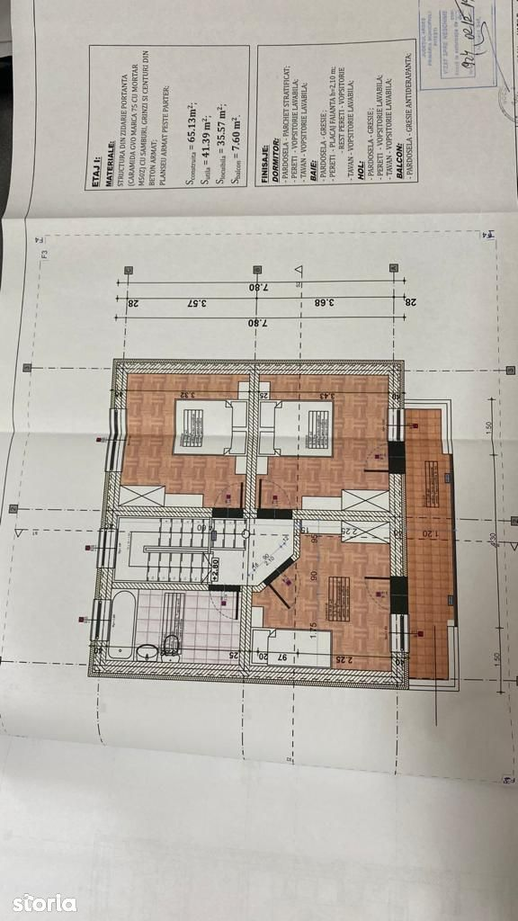 Casa single 3 dormitoare Platou Gavana | Petre Ispirescu 82