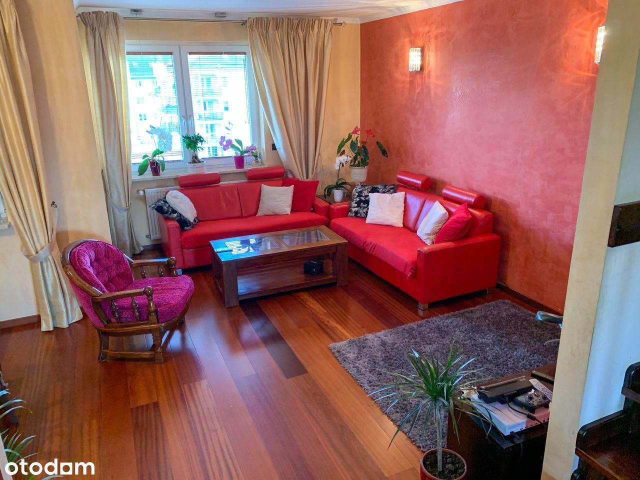 Dwupoziomowe mieszkanie +150m2 piwnica 2 garaże