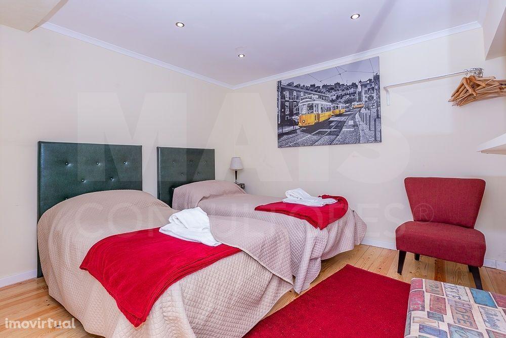 Apartamento T1 na Mouraria para alojamento local