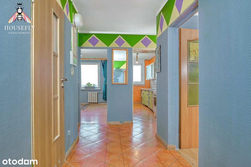Rozkładowe mieszkanie z balkonem - 69,6 m2 Winda
