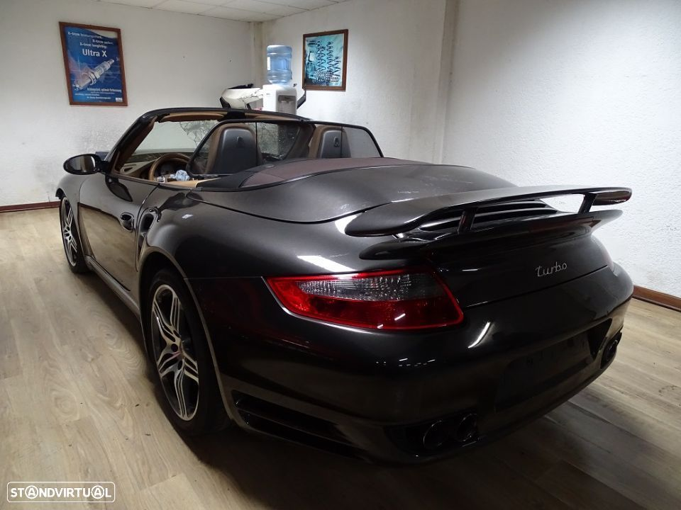 Porsche 911 Carrera Turbo Tiptronic - 20