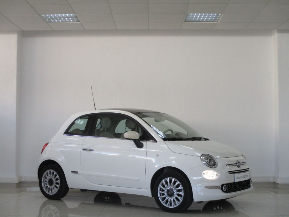 Fiat 500 1.2 U-CONNECT + GPS