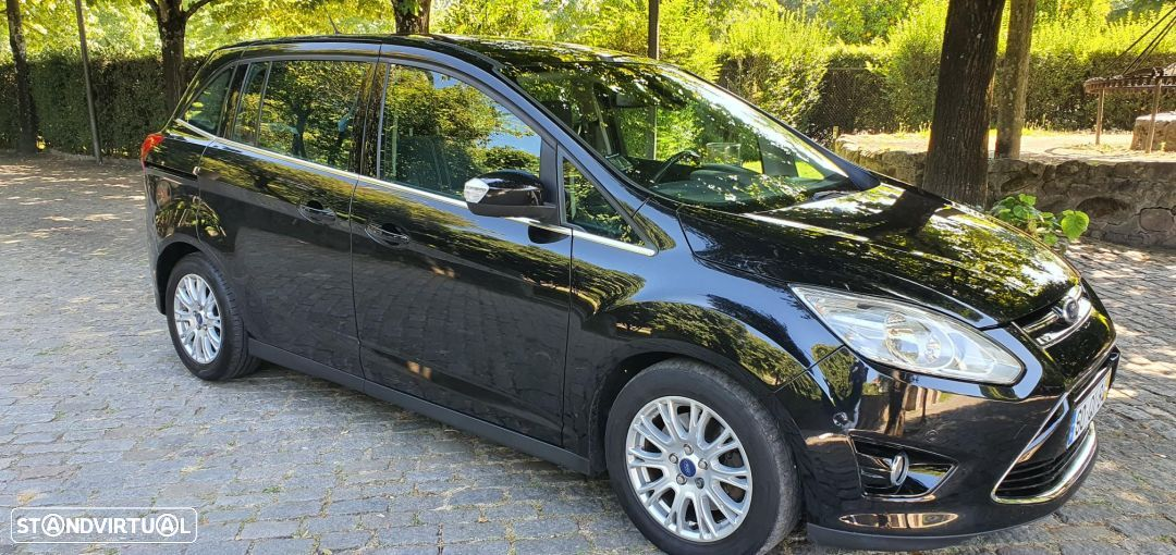 Ford C-Max 7 lugares * Gps - 1