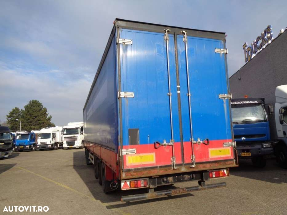 Pacton 3 Axle + 3 In stock - 5