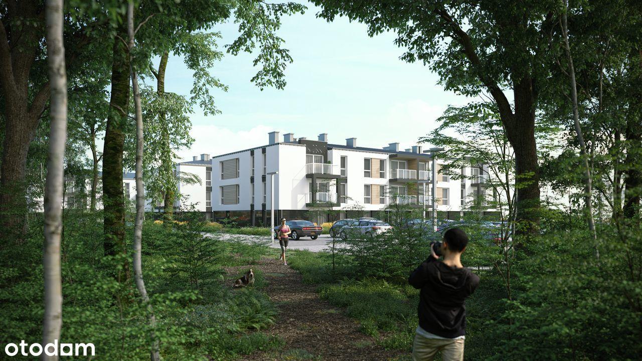 Nowy Jarocin II | komfortowe mieszkanie 54m2 | C3