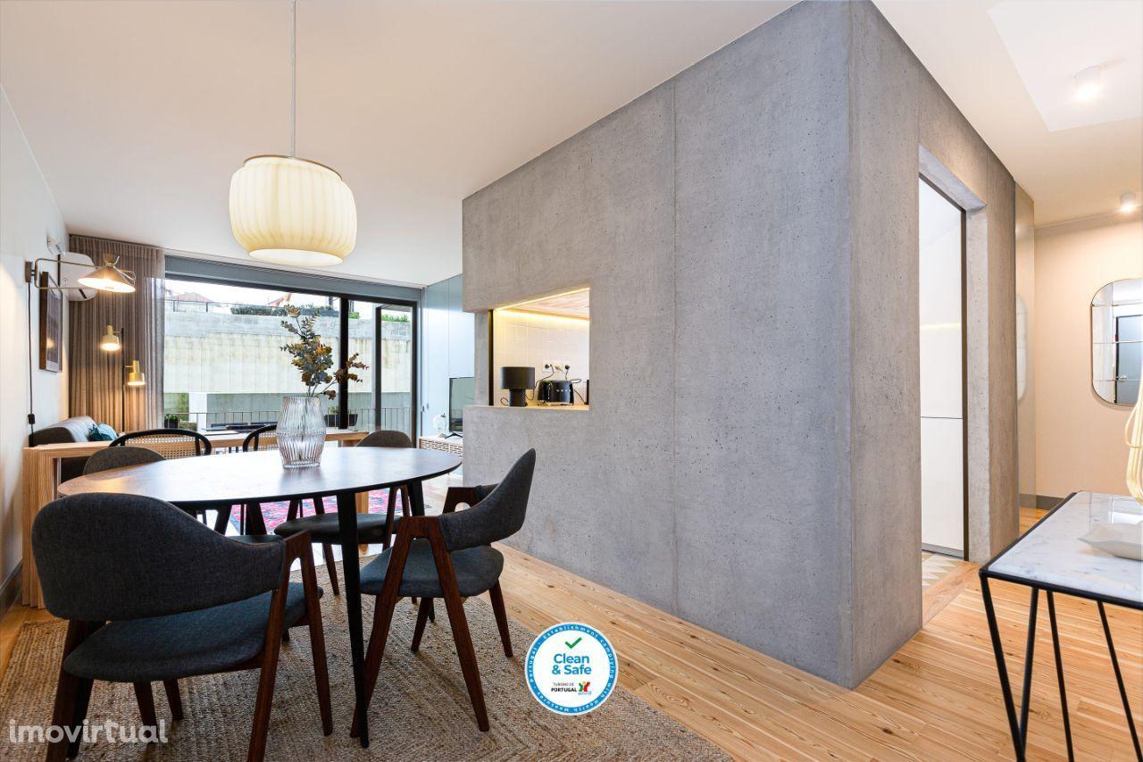 Apartamento T1 recém-construído Rua de Pinto Bessa, Porto