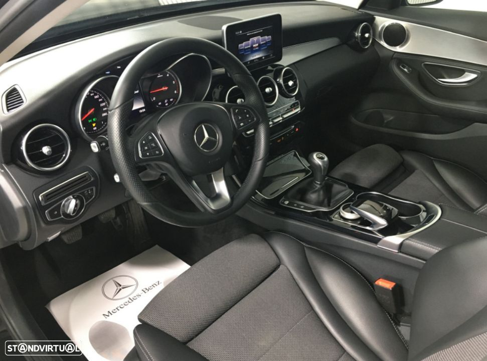 Mercedes-Benz C 220 BlueTEC Avantgarde - 11