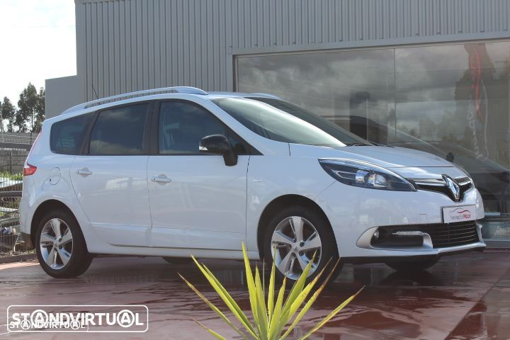 Renault Grand Scénic 1.5 DCi Limited - 1