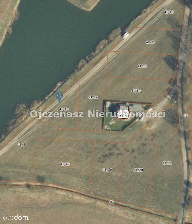 Działka, 1 022 m², Prądki