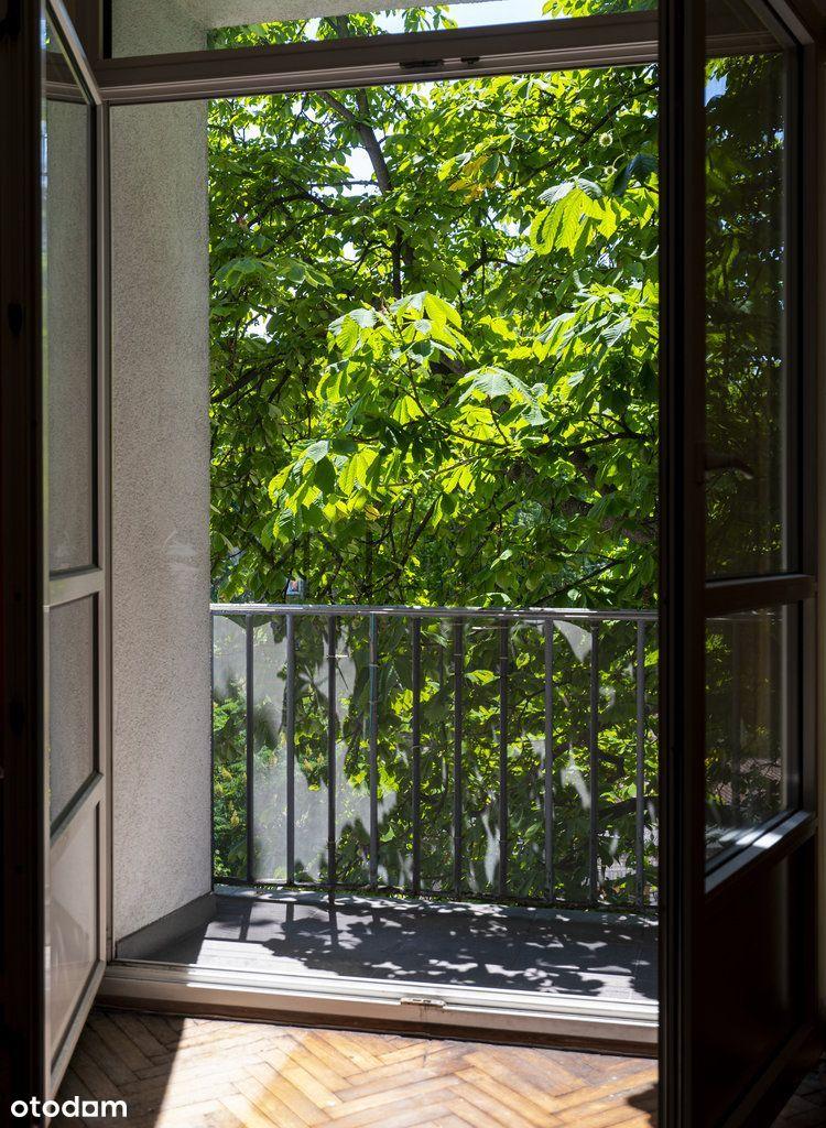 3-pokojowe mieszkanie w kamienicy na Kopińskiej