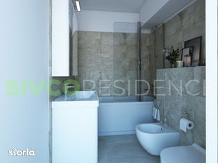 Apartament nou 2CD, 54.00 mp utili, Iasi - Belvedere- Deal Galata