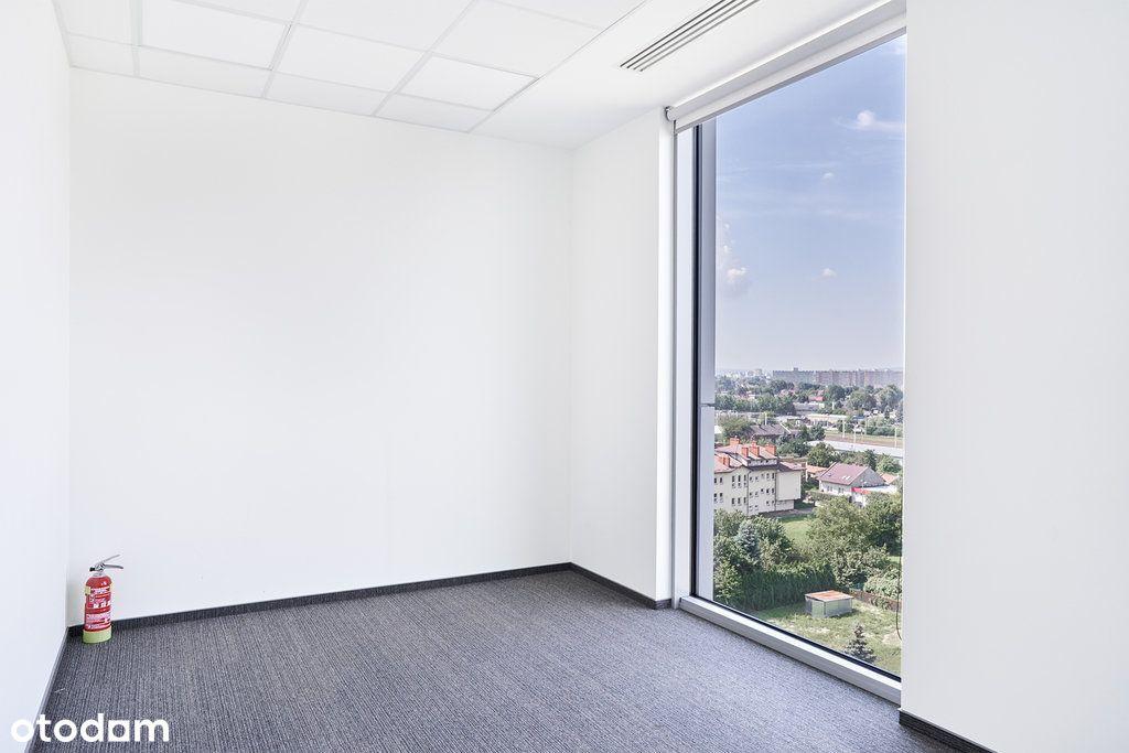 Gotowe biuro z widokiem na panoramę Rzeszowa