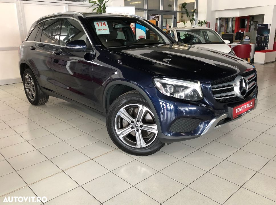 Mercedes-Benz GLC GLC250 - 3