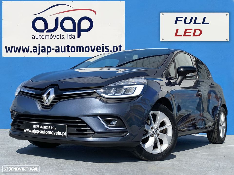 Renault Clio 0.9 TCE LIMITED Full LED - 1