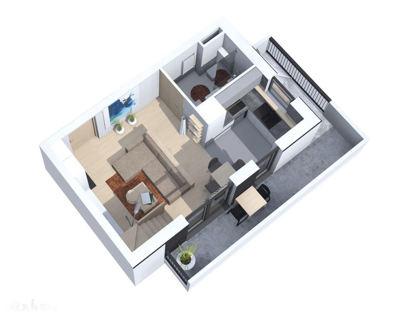 Mieszkanie Apartament deweloperskie NOWE WYNAJEM !