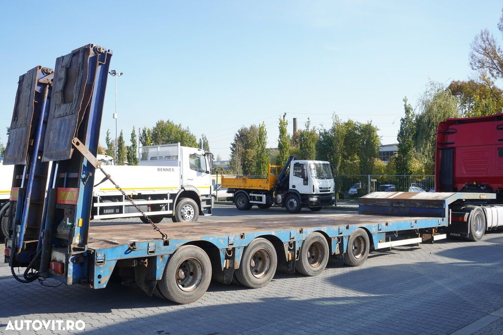 Nooteboom OSDS-58-04 , 4 axles , expanded , 13,15 x 3,07m , hydraulic ramp - 3