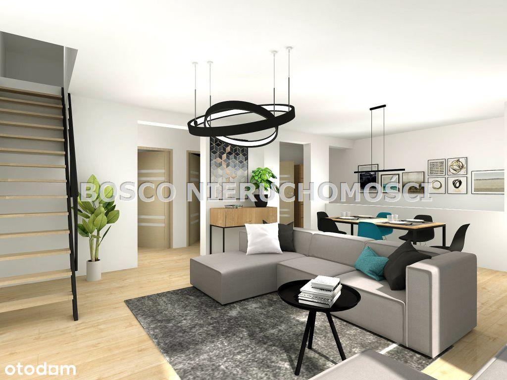 Ostatnie mieszkanie, 2 poziomy, ogród, parking