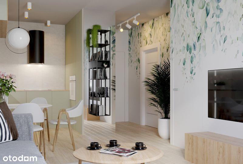 Druskienicka | mieszkanie z polotem | piękny widok