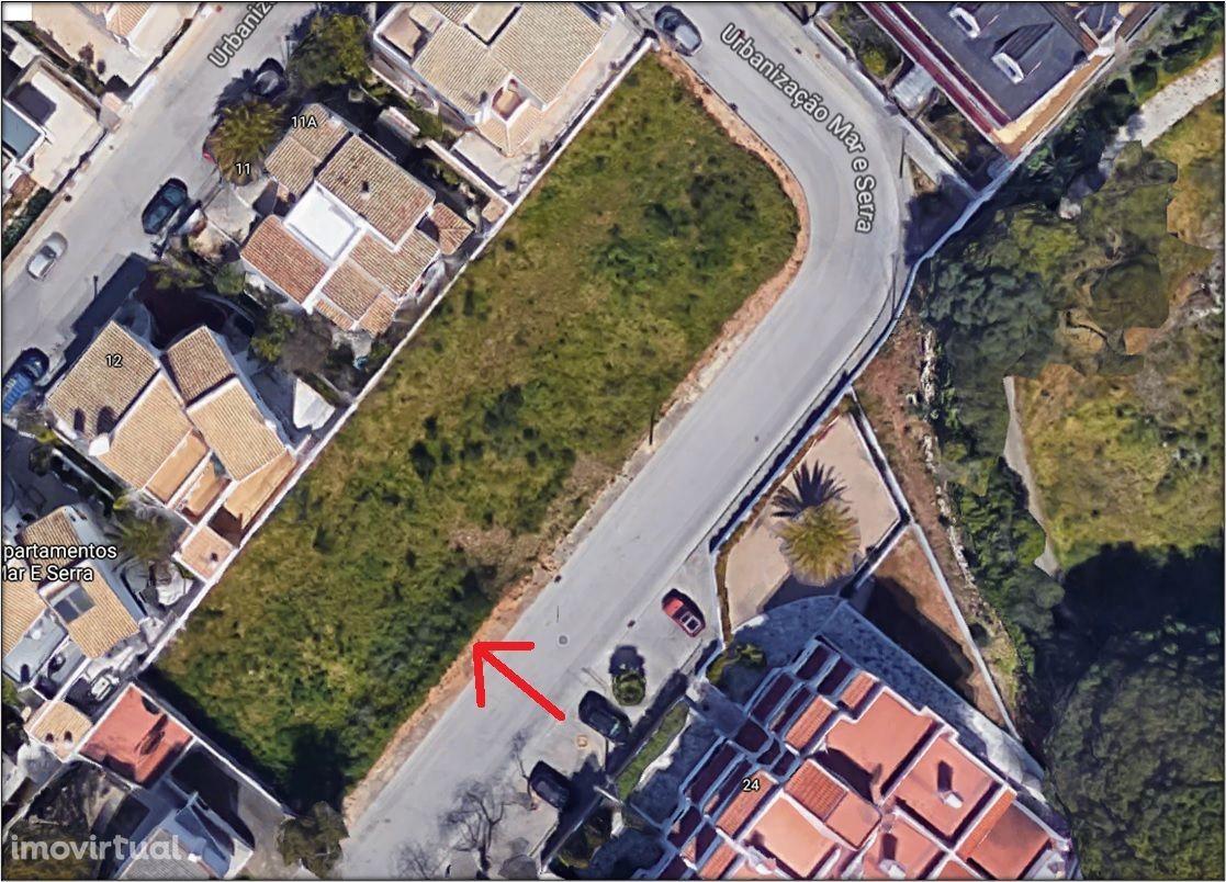 Lote urbano para construção - Alvor - Portimão - Algarve