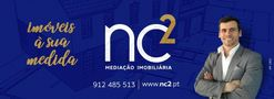 Agência Imobiliária: NC² - Mediação Imobiliária