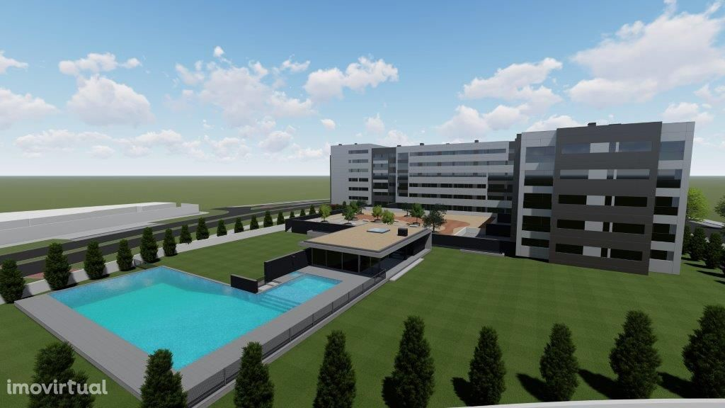 T3 Valongo Novo Condominio fechado com piscina - NeoVallis