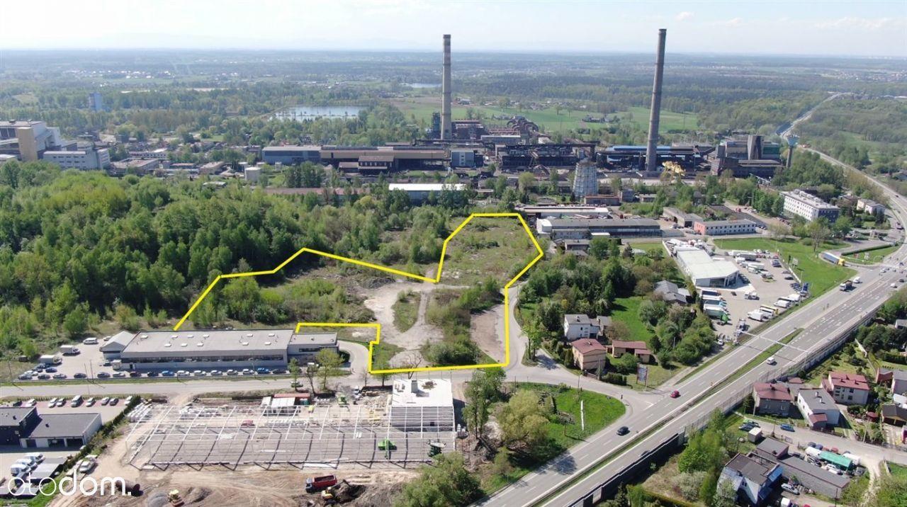 Teren przemysłowy w doskonałej lokalizacji Mikołów