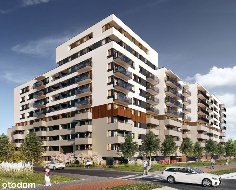 Nowe Mieszkanie Przy Unii M218