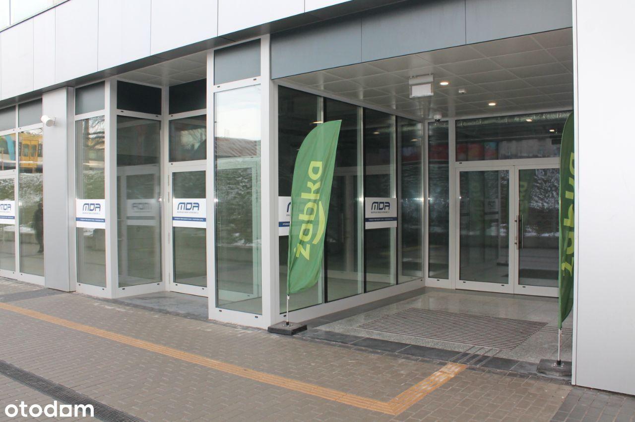 Lokal użytkowy ,124 m2, Dworzec Autobusowy MDA
