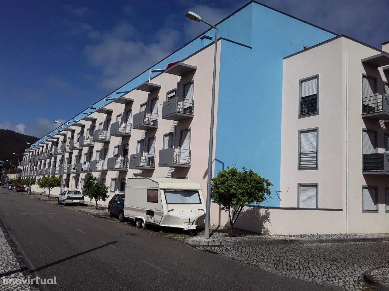 Apartamento T3 no centro de Miranda do Corvo