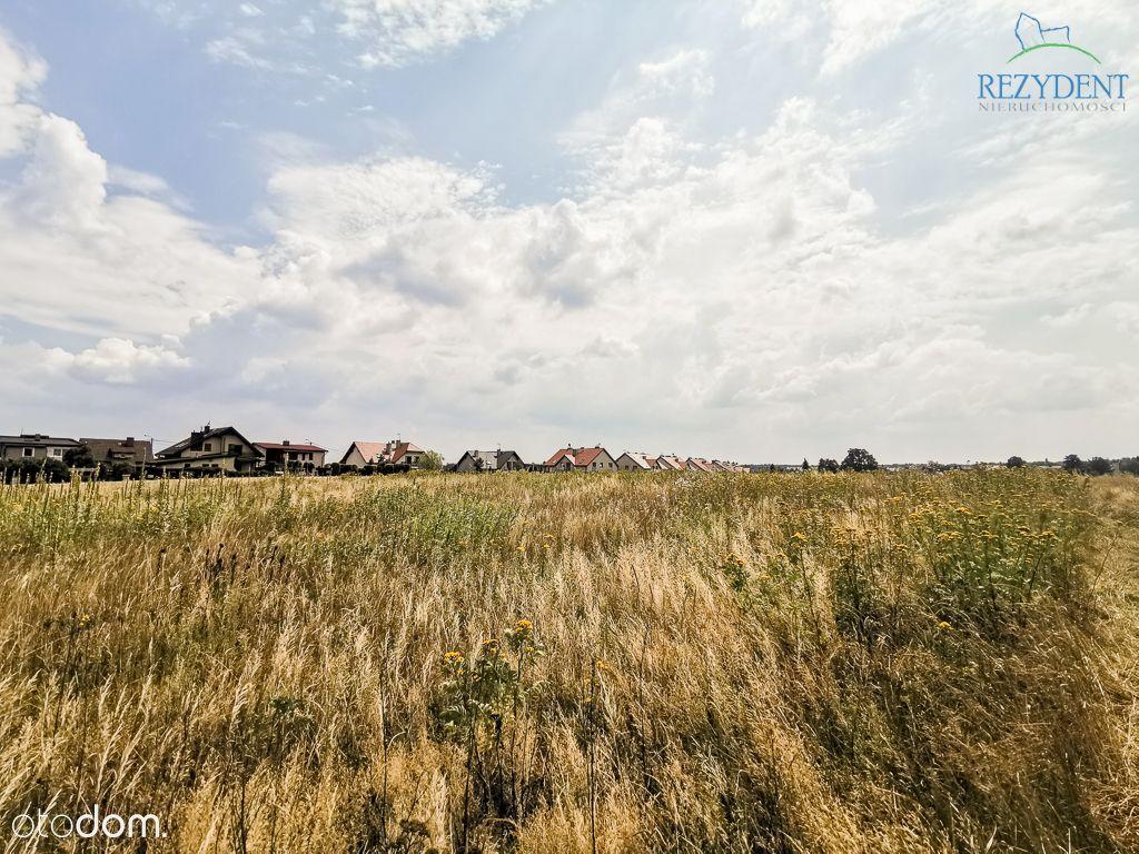Działka, 820 m², Katowice