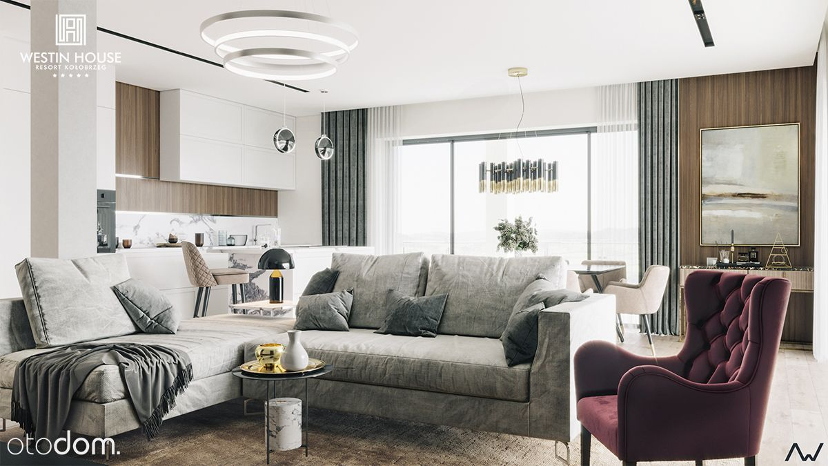 Apartament nr 121 - Westin House Resort Kołobrzeg