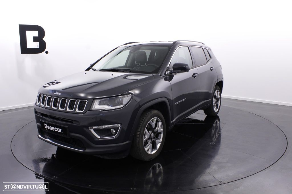 Jeep Compass Limited 1.6 Multijet 120cv - 1