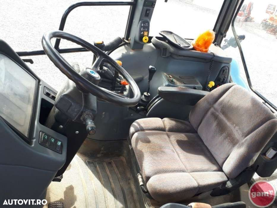 New Holland Ts100 4wd - 8