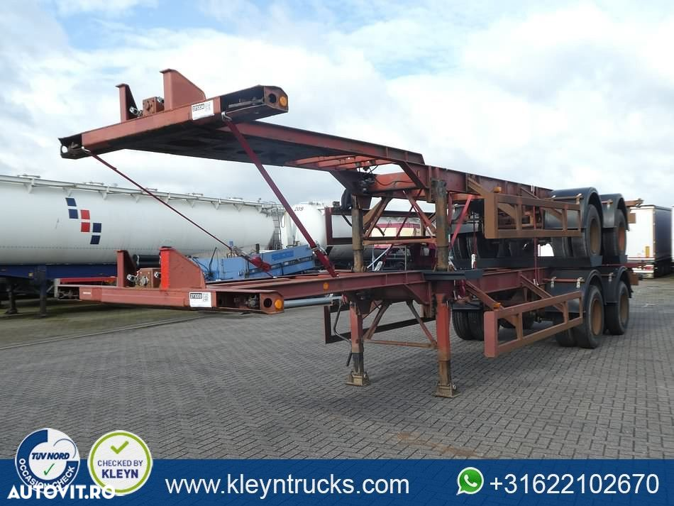Fruehauf 40 FT 2 AXLES BPW - 1