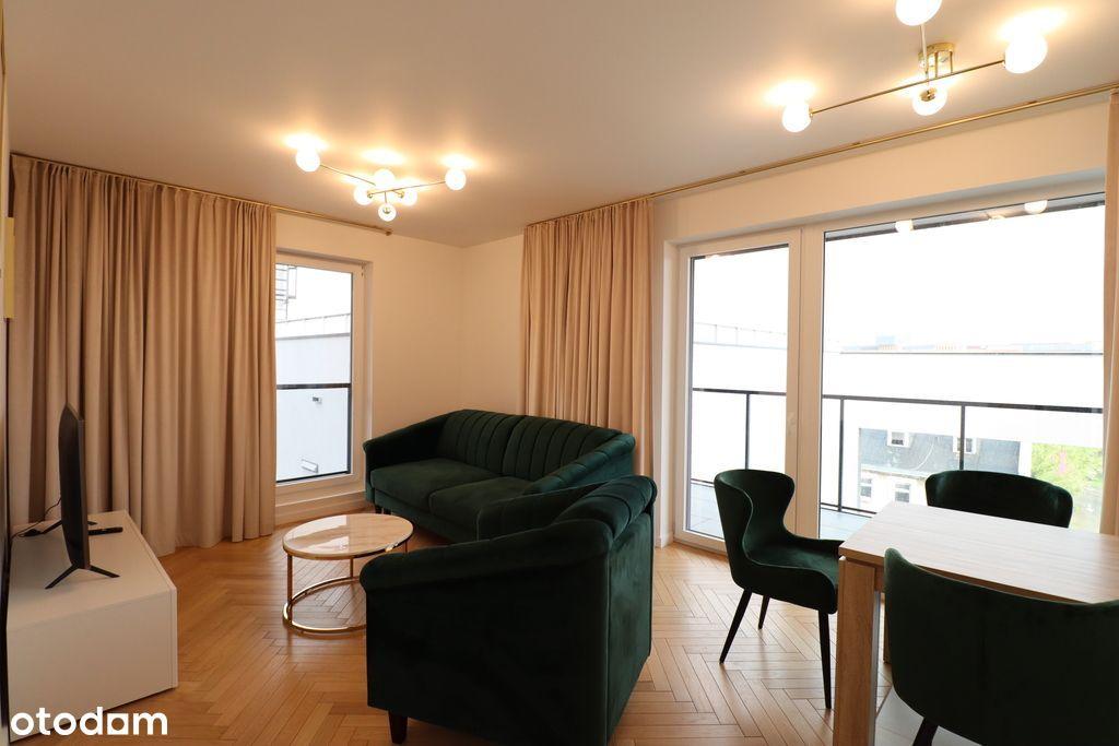 Stylowy apartament Drewnowska