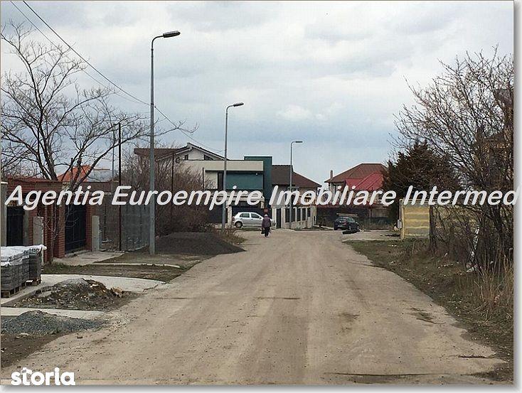 Teren intravilan Palazu Mare zona Elvila