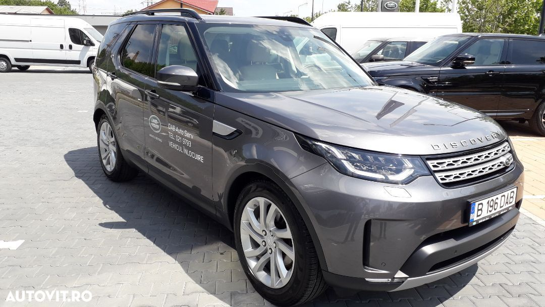 Land Rover Discovery 2.0 - 6