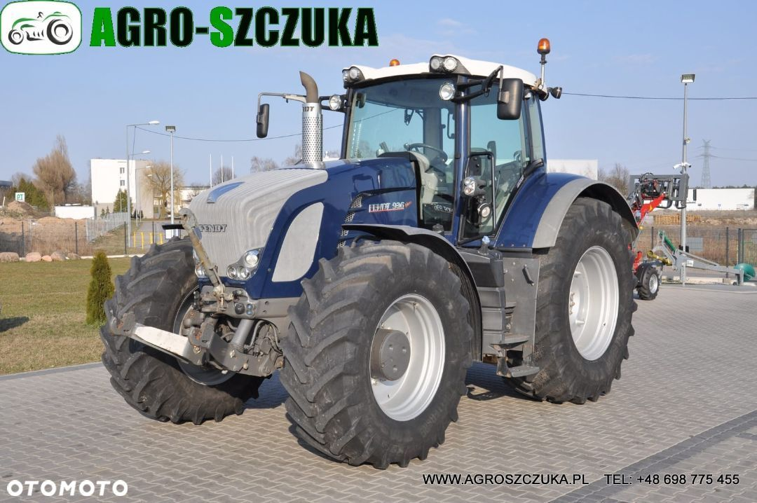 Fendt 936 VARIO PLUS  HIT Cenowy 930, 933, 939 - 11