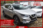 Nissan Qashqai N-Connecta 1.3 DIG-T 160KM DCT/Automat Panoramiczny Dach Kamera 360 - 1